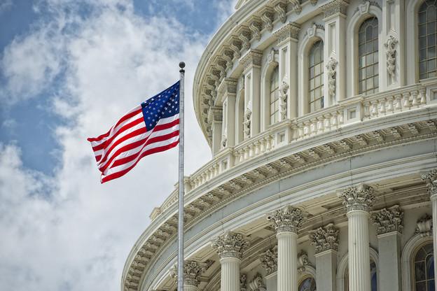 Le Sénat a trouvé un accord avec la Maison Blanche pour un plan de relance de 2.000milliards de dollars. (Photo: Shutterstock)