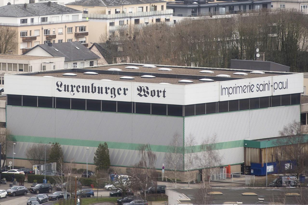 Le belge Mediahuis, qui compte déjà De Standaard en Belgique et le NRC Handelsblad aux Pays-Bas, a acquis le groupe Saint-Paul en avril 2020. (Photo: Anthony Dehez / Archives Paperjam)