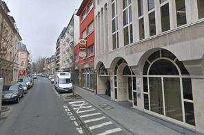 Située au 16, boulevard Pasteur, la banque suédoise va cesser ses activités au Luxembourg. (Photo: Capture d'écran / Google Streetview)