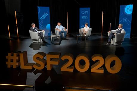 L'édition2020 du Forum s'est concentrée sur le défi d'attirer les jeunes en entreprise. Celle de 2021 cible les problématiques environnementales. (Photo: Focalize/archives)