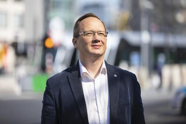 Alex Bogdanov est un avocat d'origine russe qui développe des outils pour donner aux citoyens les moyens de muscler leurs demandes de changement. Son entreprise, Zesty Lawyer, est hébergée dans l'incubateur de l'Université du Luxembourg. (Photo: Simon Verjus/Maison Moderne)