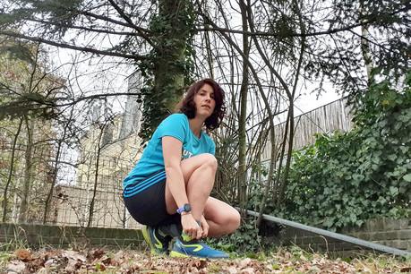 Lucile Barberet pratique la course à pied depuis 10 ans avec une envie qui ne fait que croître. (Photo: DR)