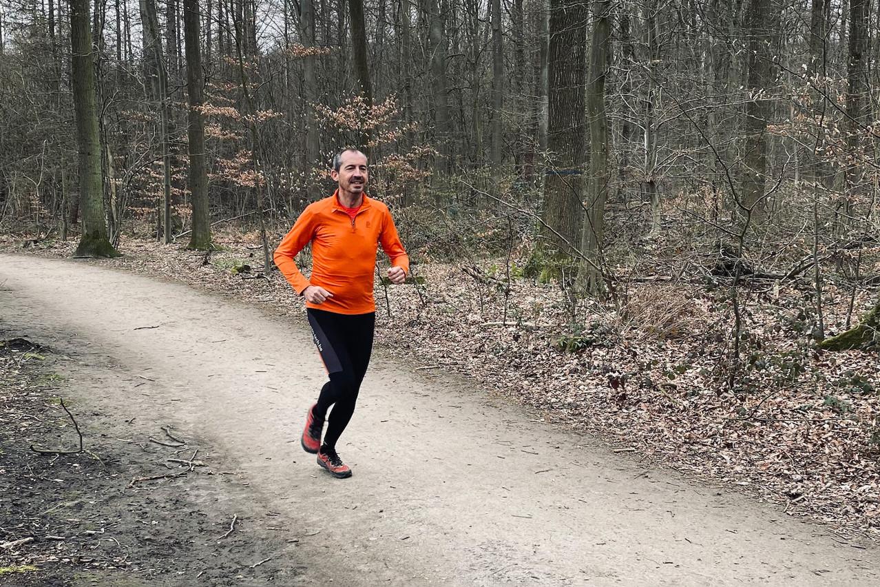 Simon de Wasseige, directeur de Hifi International, a opté pour la course à pied lors de son arrivée au Luxembourg, il y a huit ans. (Photo: DR)