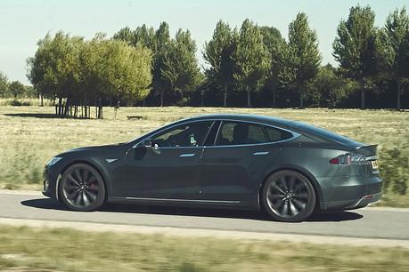 Tesla est la marque qui a proportionnellement le plus progressé: 86 véhicules immatriculés en 2018, 461 en 2019. (Photo: Shutterstock)
