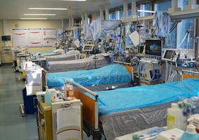 Les hôpitaux se préparent à entrer en phase3, synonyme de capacité augmentée en lits Covid en soins normaux comme intensifs. (Photo: HRS / MG / Archives)