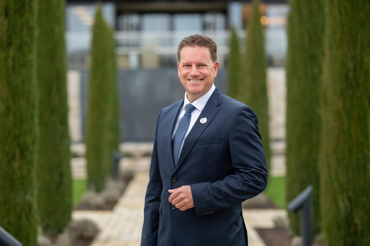 27ans après la création de l'entreprise et cinq ans après son arrivée à Schengen, Rolf Sorg et PM-International entrent dans le top10 de DSN avec un chiffre d'affaires supérieur à 1,7milliard de dollars. (Photo: ArthurUnglik/PM International)