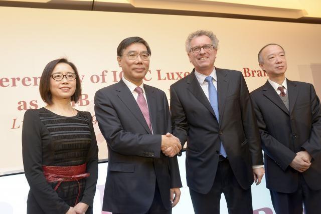 Le ministre des Finances, PierreGramegna, entretient de bonnes relations avec les acteurs financiers chinois. (Photo: Christophe Olinger / archives)