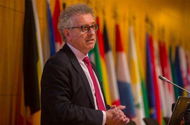 Le ministre Pierre Gramegna a fourni des précisions sur le poids réel de la taxe d'abonnement. (Photo: Matic Zorman/Archives)