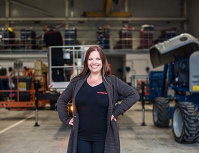 Ramona Gengler. (Photo: DSK Systems)