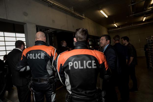 Les primes d'astreinte des policiers seront revalorisées. (Photo: Nader Ghavami/Archives Paperjam)