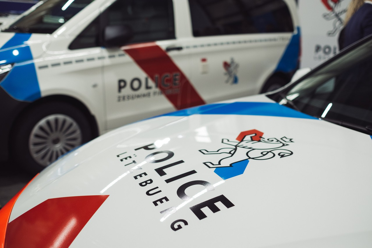 Only Luxembourg nationals can apply for the 200 vacancies within the police force Library photo: Sebastien Goossens