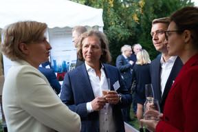 Agnieszka Sawa (Q Securities), Tomasz Matczuk (MWW Law), Filip Suchta (MWW Law), Marta Andrzejewska (LPCC)  Luxembourg-Poland Chamber of Commerce