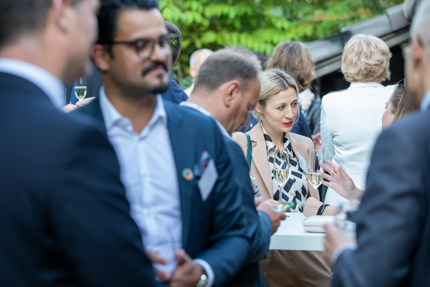 The Summer Business Party took place. on 23 September  Luxembourg-Poland Chamber of Commerce