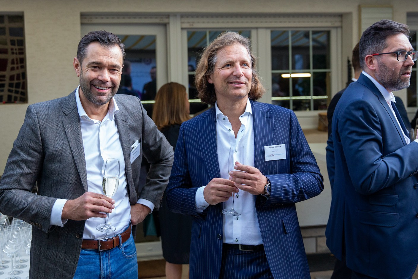 The Summer Business Party is for corporate members only  Luxembourg-Poland Chamber of Commerce