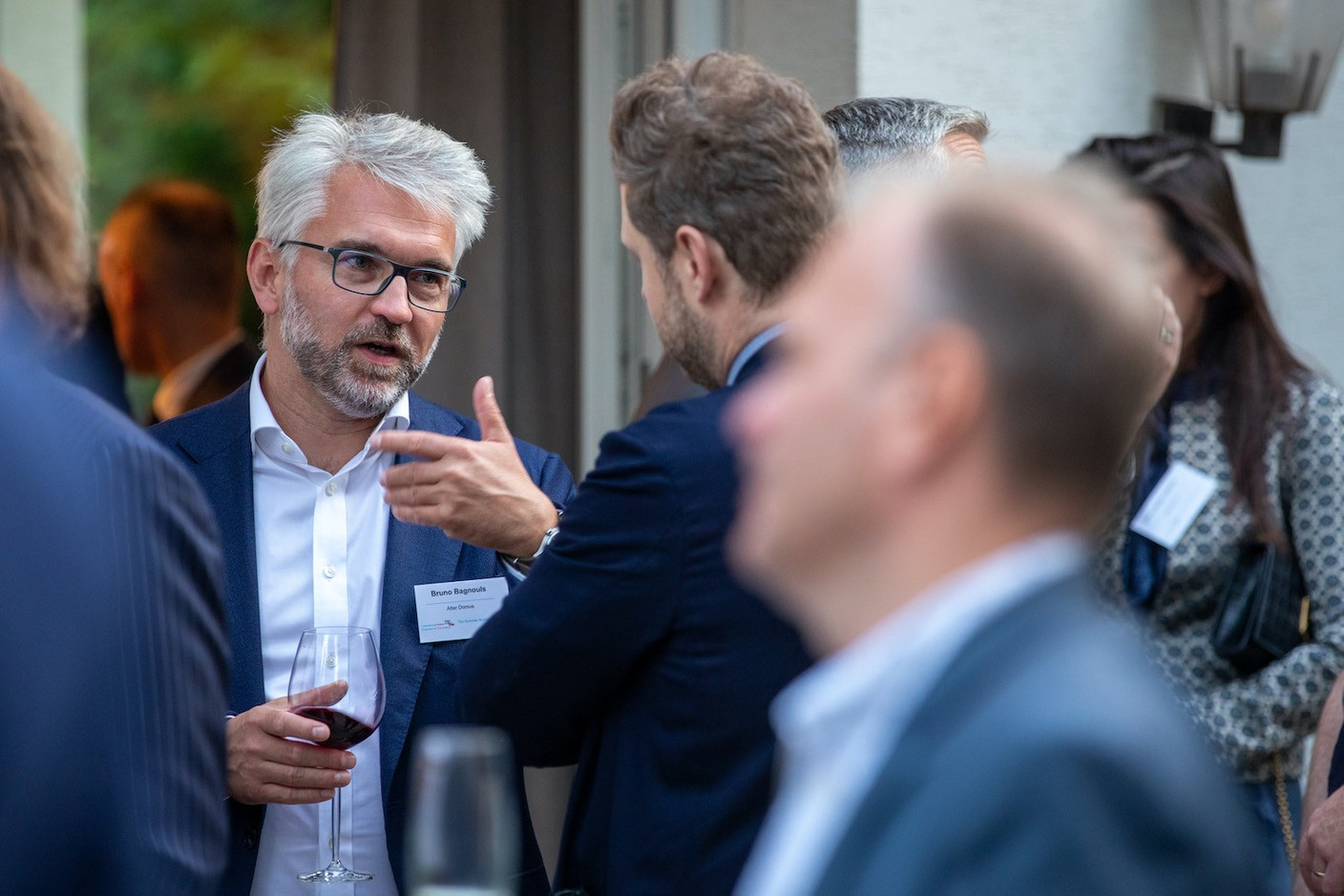 """The event marked the end of summer and the """"rentrée""""  Luxembourg-Poland Chamber of Commerce"""