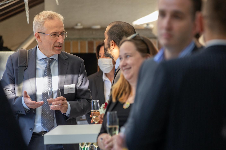 Piotr Zaczek (Q Securities)  Luxembourg-Poland Chamber of Commerce