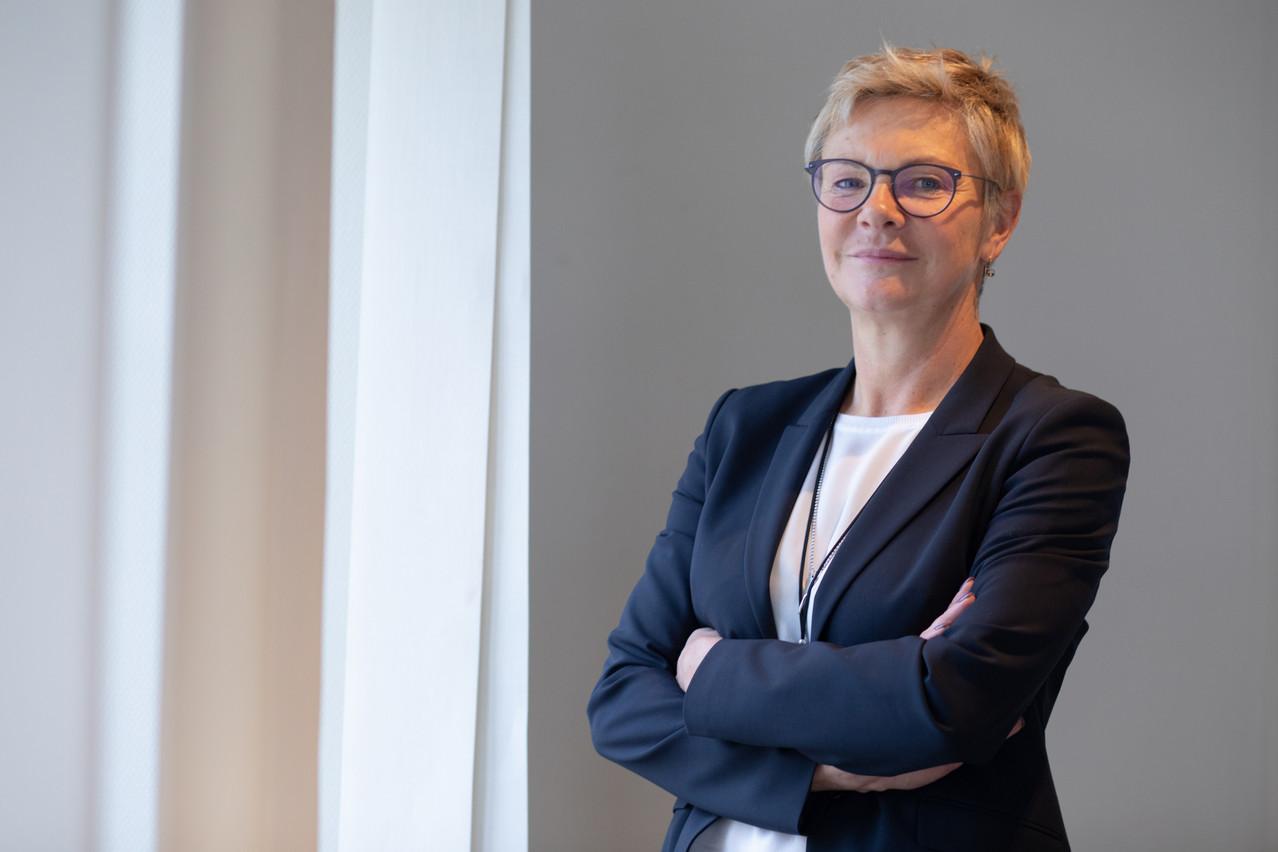 Martine Hansen: «Au CSV, nous n'attendons pas le gouvernement pour faire une politique d'opposition à la fois constructive et critique: nous travaillons nous-mêmes au service des citoyens!» (Photo: Matic Zorman / Archives)