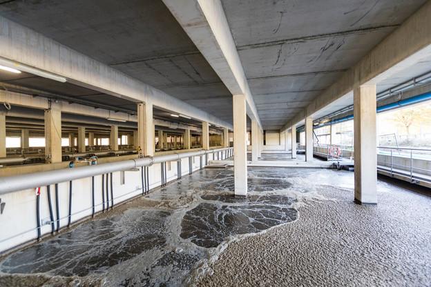 «D'importants investissements ont été réalisés depuis 2014» concernant le traitement des eaux usées, assure l'OCDE, comme ici, avec l'ouverture de la station d'épuration Bleesbruck. Désormais, «tous les résidents sont raccordés à une station d'épuration», et «77% bénéficient d'un traitement avancé de leurs eaux usées», précise l'OCDE. (Photo: Caroline Martin / archives)