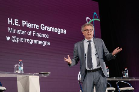 PierreGramegna va promouvoir activement le règlement SFDR auprès des professionnels de la finance. (Photo: MarionDessard/Archives Maison Moderne)