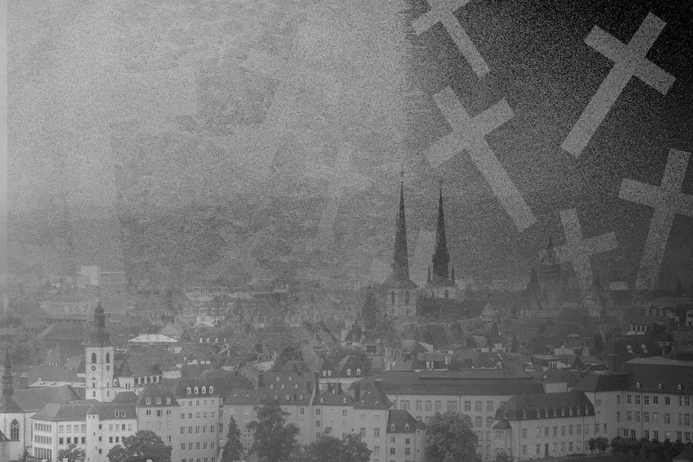 Selon les estimations de l'Agence européenne pour l'environnement, le NO 2  causerait 40 morts prématurées par an au Luxembourg, alors que les particules fines (PM2,5) en provoqueraient 210. (Illustration: Maison Moderne)