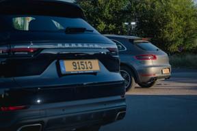 Porsche-Autokino - 11.07.2020 ((Photo: Nader Ghavami / Maison Moderne))