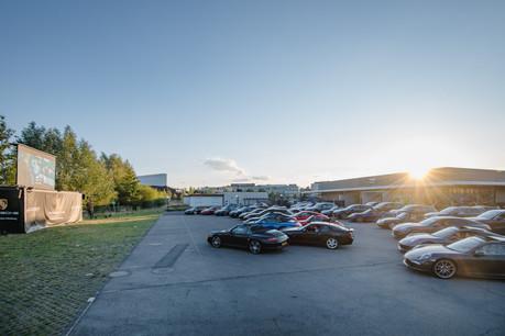 Porsche-Autokino - 11.07.2020 (Photo: Nader Ghavami / Maison Moderne)