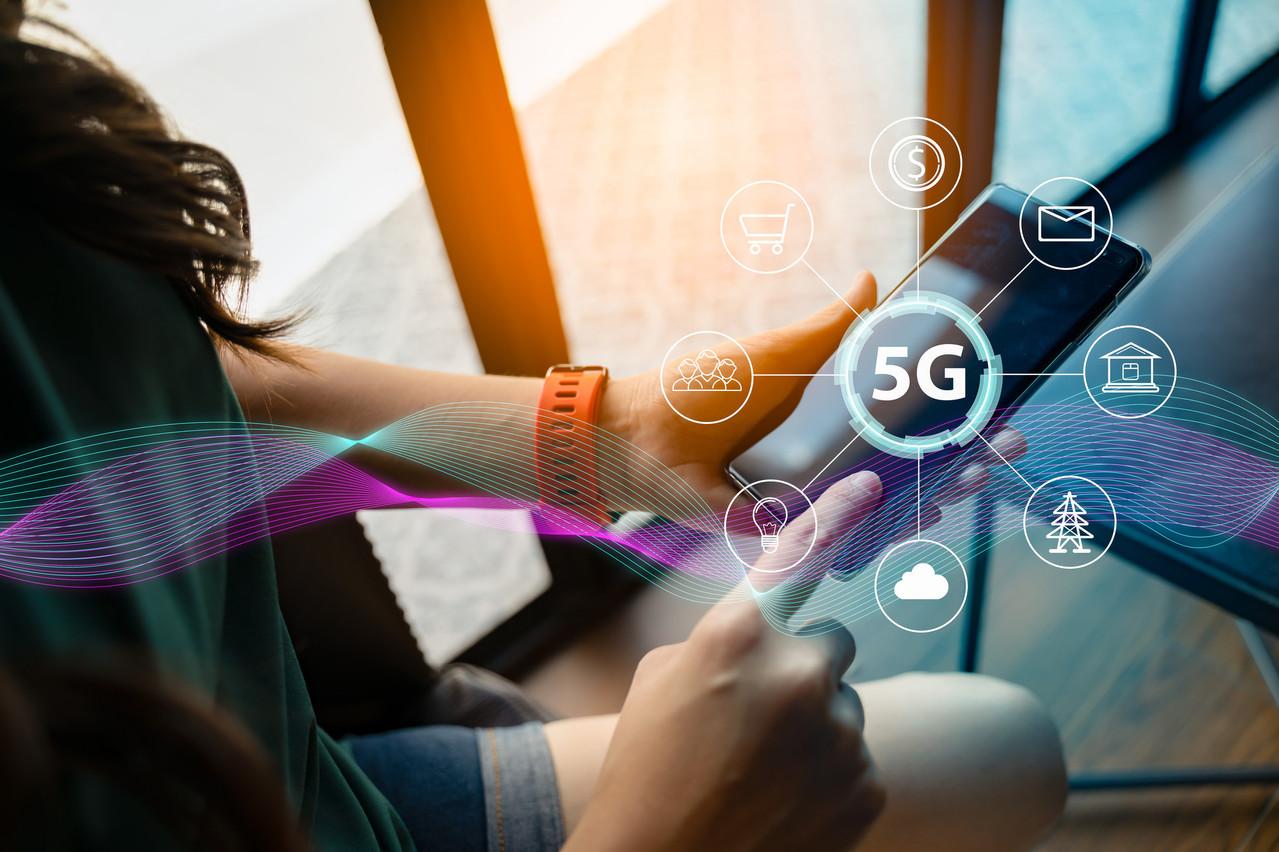 Premier à donner une date pour la 5G, Post devrait lancer de premières offres le 16 octobre. (Photo: Shutterstock)