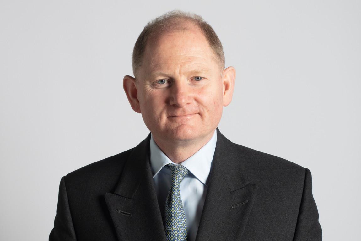 Noel Fessey, CEO de l'EFA. (Photo: Jan Hanrion/Maison Moderne)