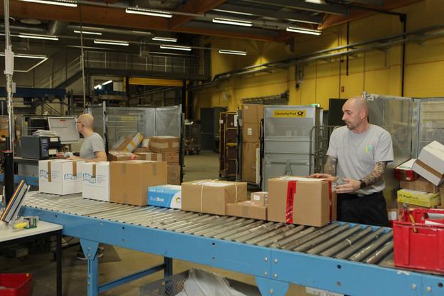 La branche Logistique a réalisé près de 44 millions d'euros de chiffre d'affaires en 2020. (Photo: Phaedra Brody/Archives)