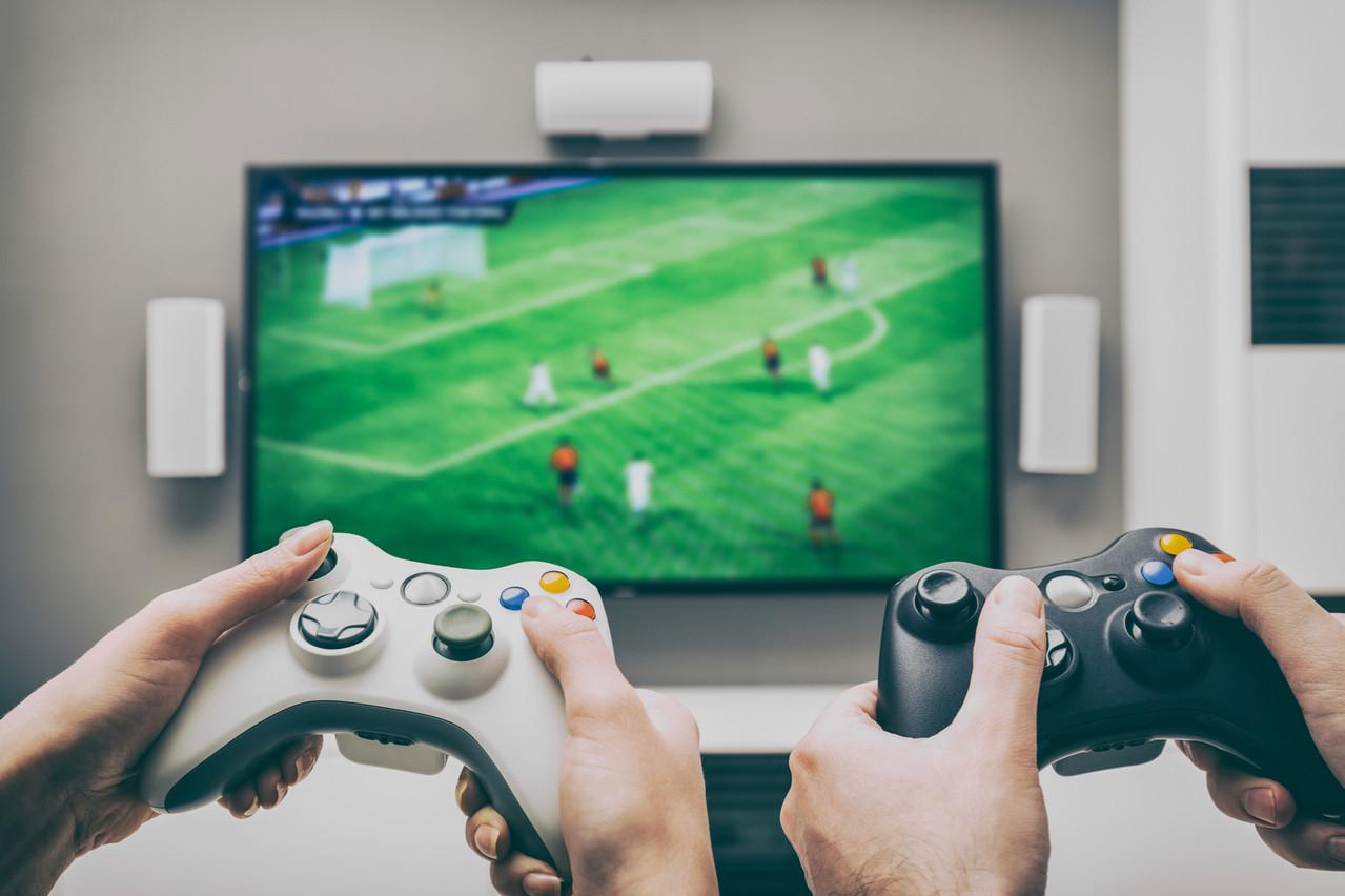 Le gaming est désormais considéré comme un véritable sport. (Photo: Shutterstock)