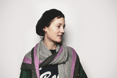 Vicky Krieps:«Je crois qu'en étant moi, en faisant ce que je fais, je peux devenir un exemple de plus en plus visible dans le futur.» (Photo: Patricia Pitsch/Maison Moderne)