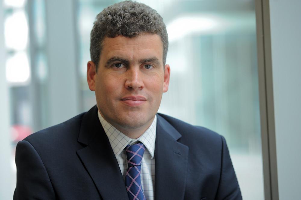 Dan Jones, leading partner du Sports Business Group au sein de Deloitte. (Photo: Deloitte)