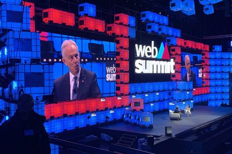 TonyBlair a appelé les hommes politiques à faire de la technologie une priorité absolue. (Photo: Paperjam)