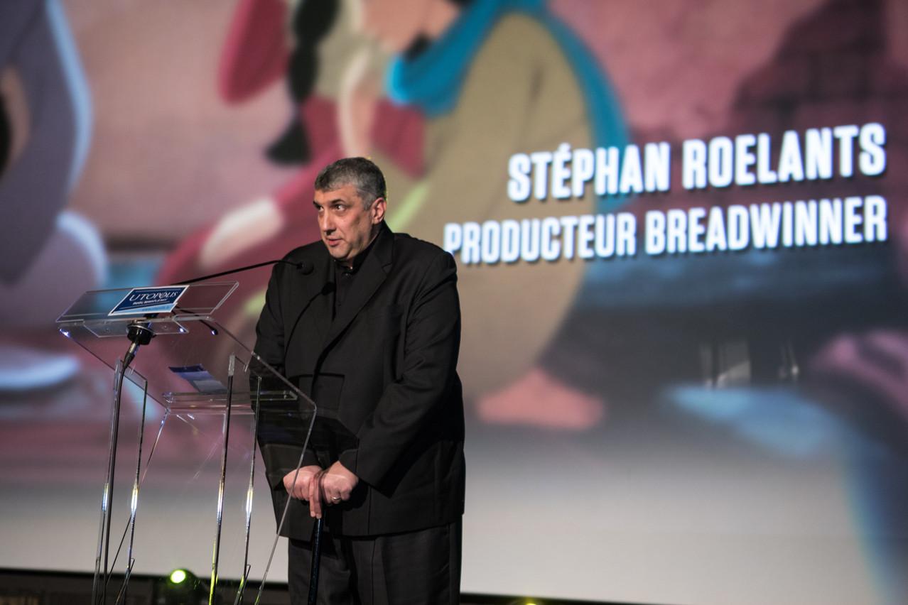 Le CEO de MelusineProductions, StéphanRoelants, est devenu Luxembourgeois en 2020. (Photo: EdouardOlszewski)