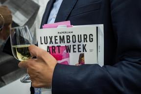 Le pré-vernissage de Luxembourg Art Week a eu lieu le 7 novembre ((Photo: Mike Zenari))