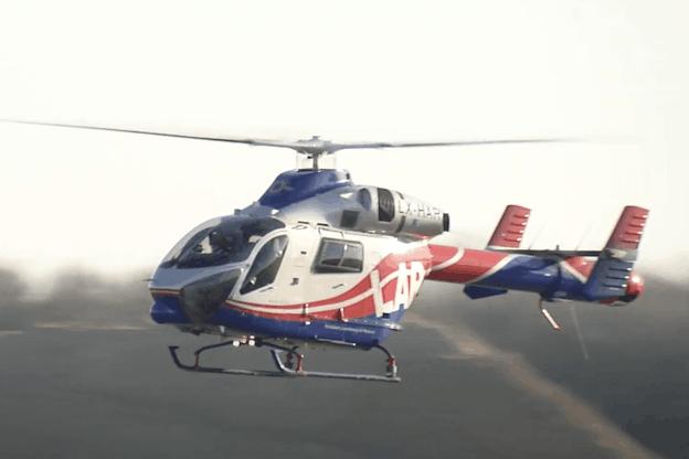 L'asbl de sauvetage aérien basée au Findel a déjà transporté 20 patients atteints du Covid-19 de la région voisine vers d'autres hôpitaux en France et en Allemagne. (Photo: Capture d'écran)