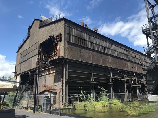 La Möllerei sera un des vestiges industriels investi par Esch 2022. (Photo: DR)