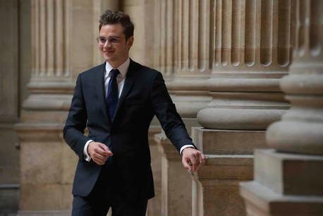Le directeur général de Predictice,Louis Larret-Chahine, qui a déjà séduit des cabinets d'avocats connus au Luxembourg, comme Linklaters ou Allen & Overy, espère atteindre 20.000 décisions inédites de justice luxembourgeoises dans sa base de données à brève échéance. (Photo: Predictice)