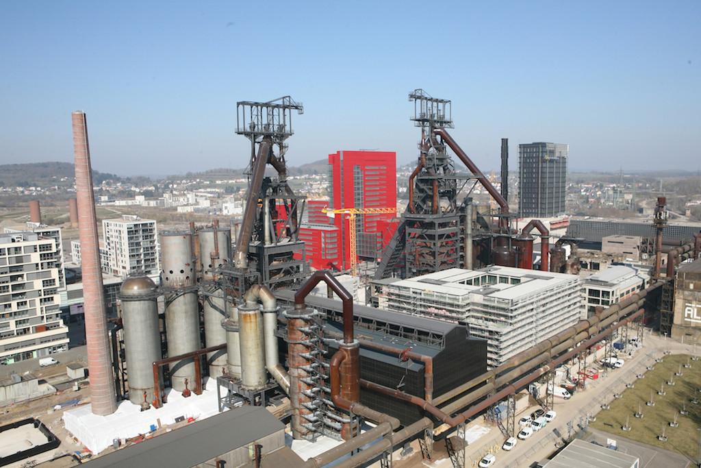 Le CNCI doit mettre en valeur la culture industrielle dont Belval est l'un des fleurons. (Photo: Fonds Belval)