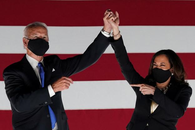 Le ticket Biden-Harris est celui qui a rassemble le plus de vois dans l'histoire du scrutin présidentiel aux USA. (Photo: Shutterstock)