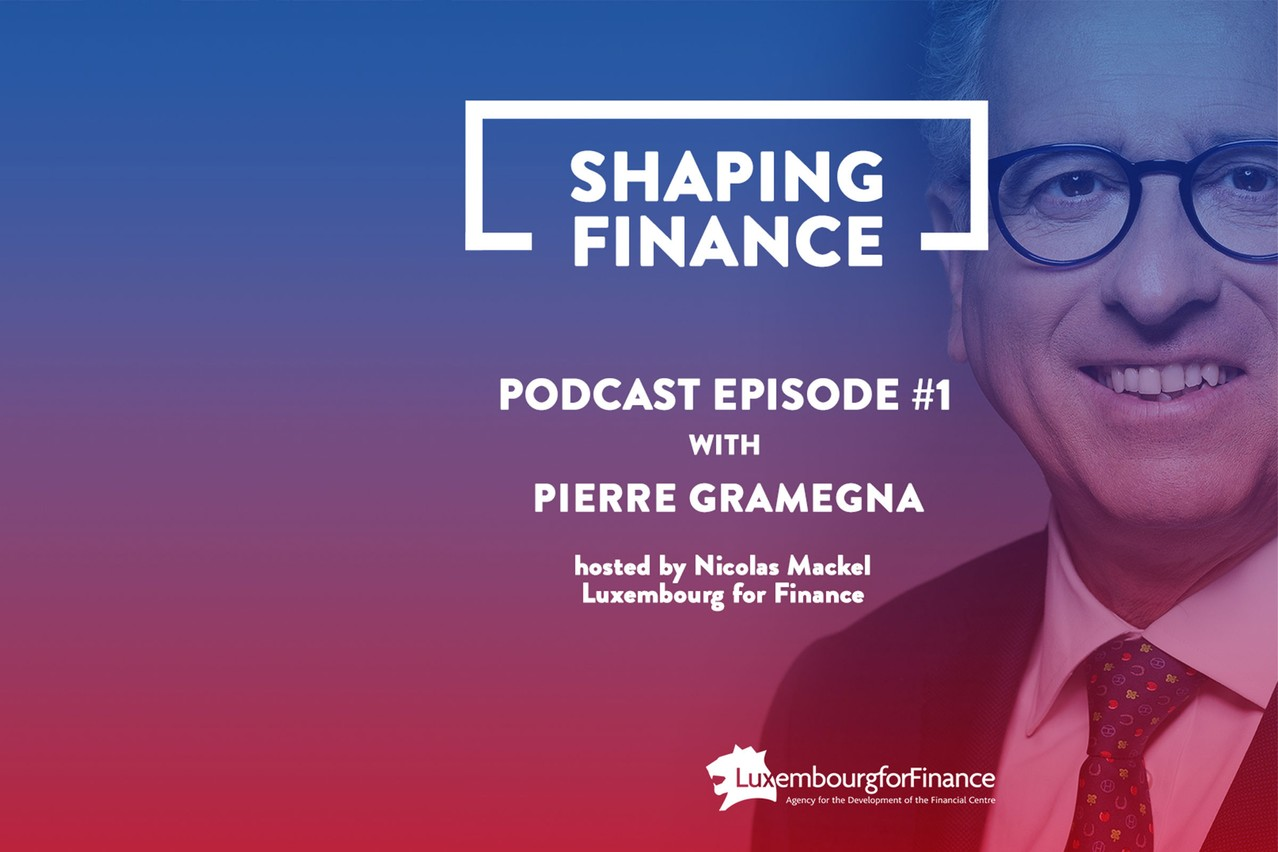 Pierre Gramegna Luxembourg for finance