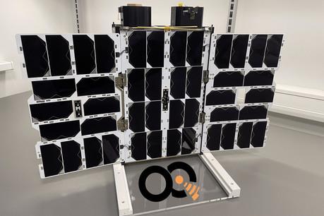 OQ Technology a récemment signé un contrat avec NanoAvionics pour construire, intégrer et exploiter un nanosatellite6U pour sa missionTiger-2. Il doit être lancé avant la fin de l'été. (Photo: OQ Technology)