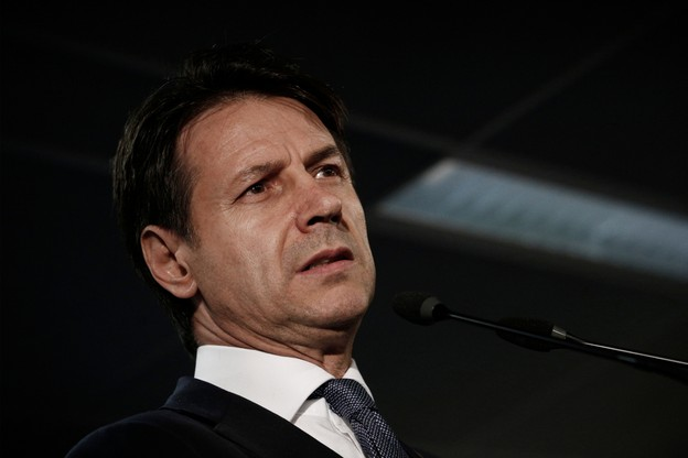 Giuseppe Conte, ici en juin 2018 à Bruxelles, ne sera plus le Premier ministre de l'Italie mardi soir. (Photo: Shutterstock)