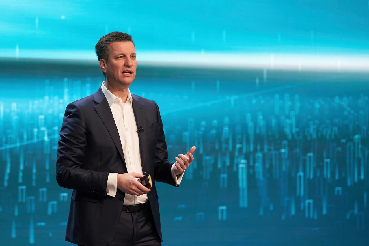ThomasSchmall a indiqué que son groupe visait à réduire le coût des batteries de 30 à 50% selon les gammes. (Photo: Volkswagen)