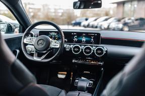 Dans le cockpit, on profite d'un agencement moderne, de belles finitions et d'un équipement ultra connecté. ((Photo: Edouard Olszewski))