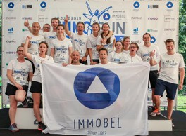 Équipe Immobel ((Photo: Vincent Lescaut))