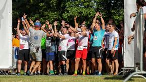 246 coureurs au départ de cette première édition ((Photo: Vincent Lescaut))