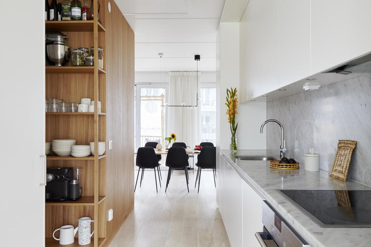 La start-up Cocoonut va bientôt pouvoir proposer des logements en coliving à Luxembourg, dans un immeuble à proximité de la place de l'Étoile. (Photo: Cocoonut)