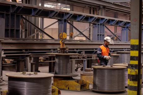 570 emplois sont menacés chez ArcelorMittal Luxembourg, a annoncé la direction la semaine passée. (Photo: Matic Zorman/Archives)
