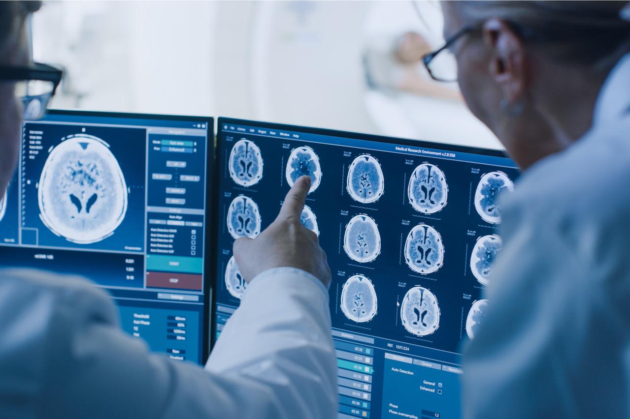 La solution technologique développée par Hanalytics avec les spécialistes luxembourgeois est l'une des premières au monde à être certifiée CE pour les malades du cerveau. (Photo: Shutterstock)